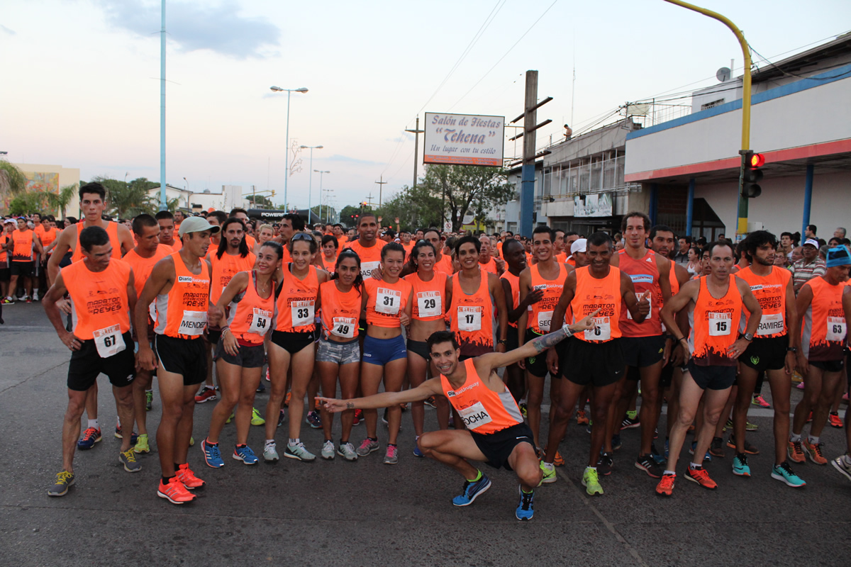 37ª Maratón Internacional de Reyes