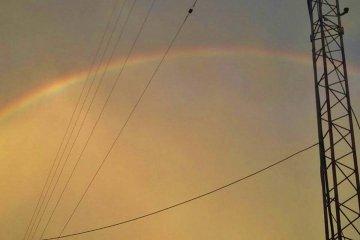 Siempre que llovió paró… y a veces aparece el arco iris