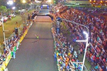 La Maratón de Reyes vista desde el aire