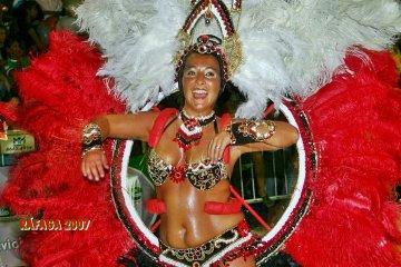 PARTE 1: El carnaval de Concordia hace una década...10 años no son nada