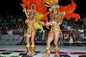 PARTE 2: El carnaval de Concordia hace una década...10 años no son nada