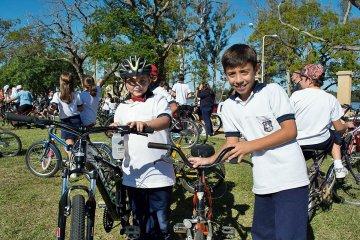 Bicicleteada del Colegio San José