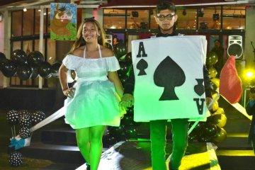 La Escuela Felipe Gardel eligió sus reyes para la Fiesta de los Estudiantes