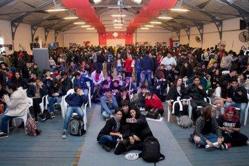 Los fanáticos del animé coparon la Asia Fest Concordia
