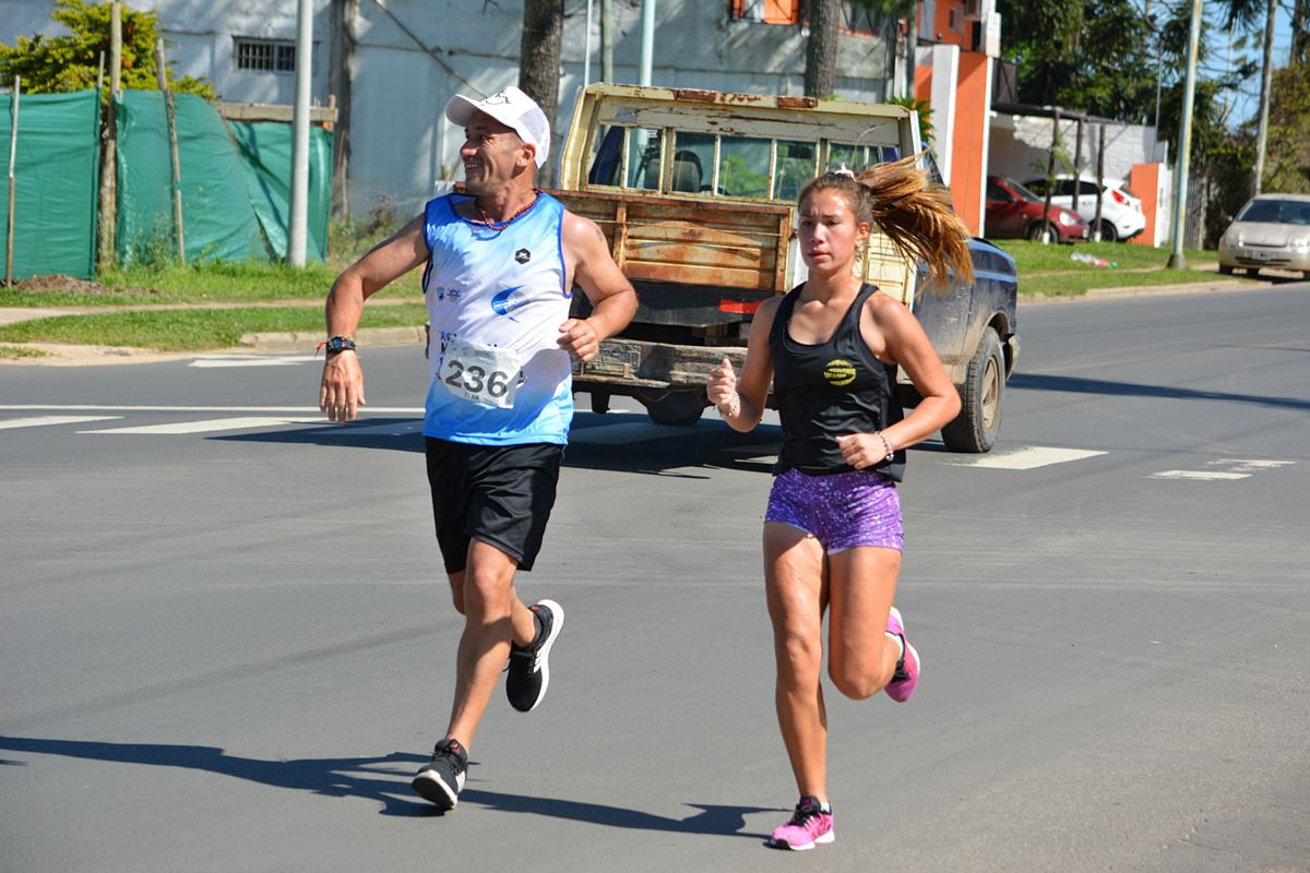 Maratón Binacional Concordia-Salto PARTE 1