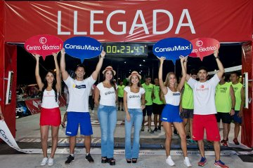 Momentos congelados de la 39° Maratón de Reyes PARTE 2