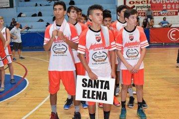Concordia sede del Campeonato Entrerriano U15