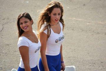 La trastienda del TOP RACE en el autódromo de Concordia