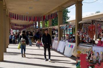 Una gran marco de público desfiló por la ExpoVacaciones 2018