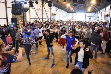 10° Encuentro Internacional Pasistas y Batucadas PARTE 1