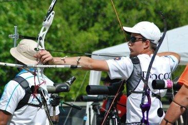 Tomás Tisocco es subcampeón nacional de tiro con arco y quedó a un paso de Río