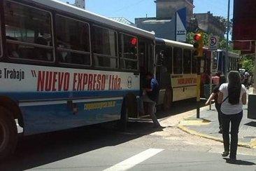 El boleto de colectivo urbano aumentará a partir de enero en Concordia
