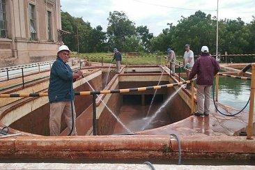 Desde Obras Sanitarias insisten en que el agua que se consume en Concordia