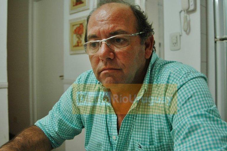 Alejandro Bhaler, diputado provincial por el Frente Renovador