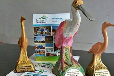 """El sitio Termasentrerios.com fue galardonado con el Premio """"Río de los Pájaros"""""""
