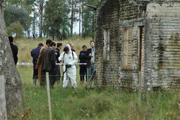 El cuerpo sin vida de la mujer de 62 años fue encontrado en una casa abandonada