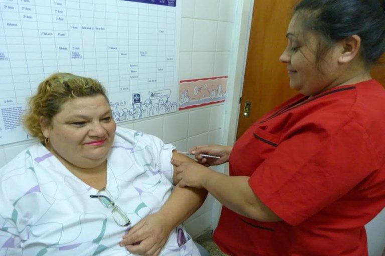 La campaña de vacunación antigripal 2016 viene a buen ritmo.