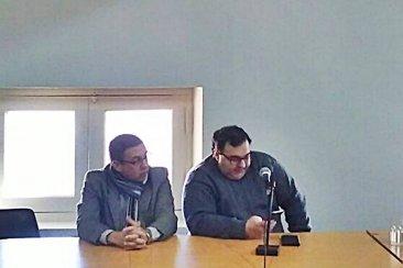 Ivan Amaro reapareció en una discusión sobre la reforma electoral en el Senado