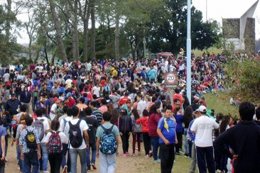 Evalúan que el Día del Estudiante ya no se celebre en el Parque San Carlos