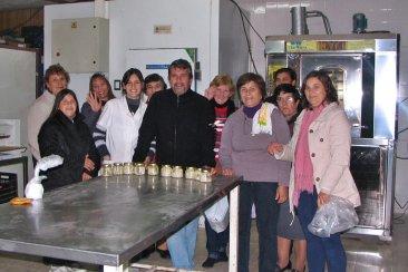 Los grupos Cooperativos Argentina Trabaja culminaron sus actividades en la Facultad de Ciencias de la Alimentación