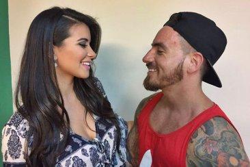 Daiana Arlettaz se compromete con Fede Bal en Colón