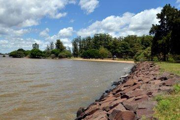 Provincia y municipio buscan potenciar los atractivos turísticos del Perilago