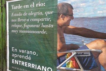 """""""En verano, aprendé entrerriano"""" es la nueva campaña turística del gobierno provincial"""