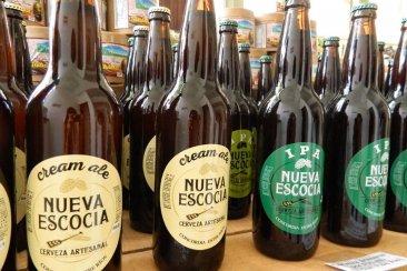 Un grupo de concordienses elabora la primera cerveza artesanal con habilitación oficial