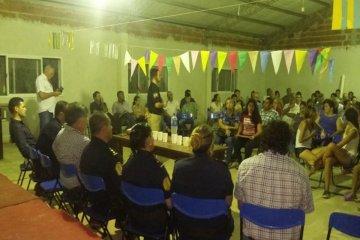 La punibilidad a menores fue el tema central de la reunión por seguridad en Villa Zorraquín