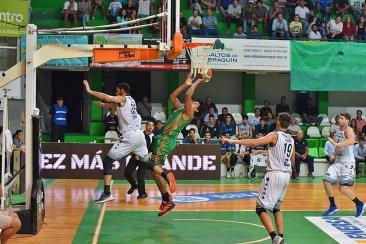 Gran triunfo en el Gigante Verde ante Peñarol de Mar del Plata