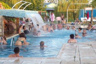 Más de 15 mil personas visitaron el Complejo Termal de Chajarí durante las vacaciones