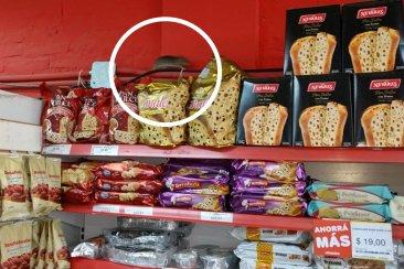Tras la foto de un roedor en un supermercado Saneamiento Ambiental asegura que ya trabajaba al respecto