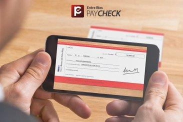 Más de 1.500 empresas entrerrianas negocian cheques con su teléfono celular
