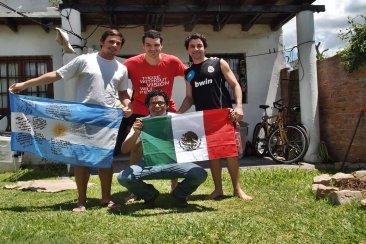 La Facultad de Alimentos recibirá a 22 estudiantes argentinos que cursan en el exterior