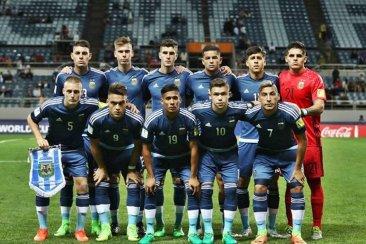 VIDEO: Senesi convirtió un tanto en la goleada de Argentina ante Guinea