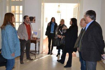 Ultiman detalles para la muestra Ana Frank que se exhibirá en Concordia