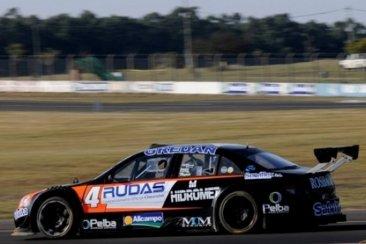 Ponte inicia su temporada en el Top Race V6