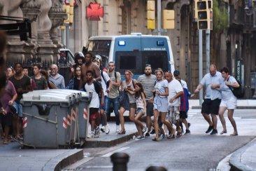 El atentado terrorista en la vivencia de un concordiense radicado en Barcelona