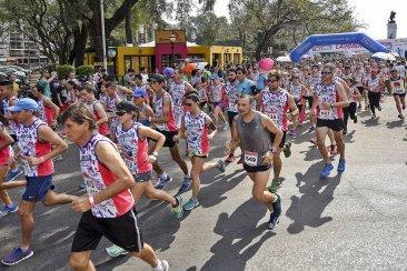 Se corre una nueva edición de la Maratón de la Memoria