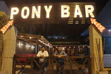 Pony Bar habilitó su tranquera en pleno centro de Concordia