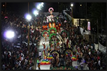 Federación ya tiene fecha de inicio para los Carnavales 2018