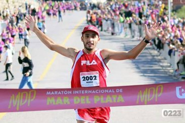 Méndez compite en Vicente López