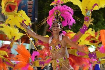 Chajarí también comienza a palpitar el ritmo y la alegría del Carnaval