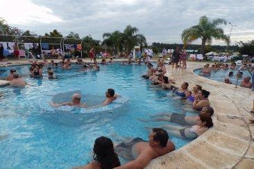 Cerca de 6 mil personas ingresaron a Termas de Chajarí durante el fin de semana largo