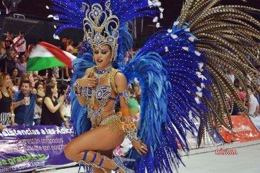 Novedades para la última noche del Carnaval de Concordia