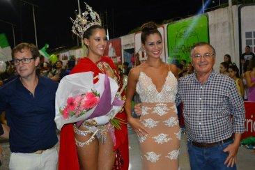 El Carnaval 2018 de Federación ya tiene su reina