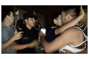 VIDEO: Así fueron los momentos de tensión que llevaron a suspender el escrutinio