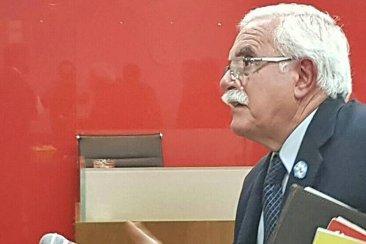 """Urribarri no fue notificado del embargo y afirman que no hay """"fundamentación jurídica"""" para esa medida"""