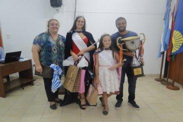 """La comparsa """"Sirirí"""" es la campeona de los carnavales chajarienses 2018"""