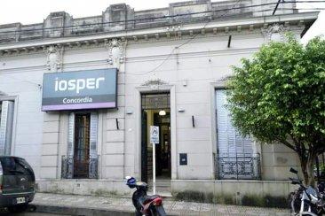 La delegación central del Iosper Concordia permanecerá cerrada por tres días